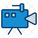 Video Recorder Icon