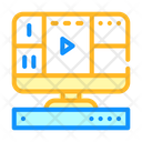 Video Recorder Recorder Video Icon