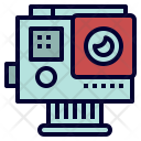 Action Game Camera Icon