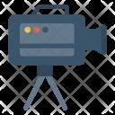 Video Recording Camera Icon