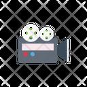 Recording Marketing Video Icon