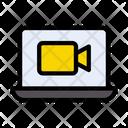Video Recording Video Conference Video Icon