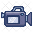 Video Recording Camera Icon