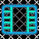 Clip Reel Movie Clip Icon