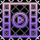 Video Reel Icon