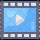 Camera Reel Video Reel Film Reel Icon