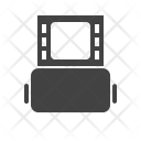 Roll Video Icon