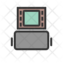 Video Roll Icon