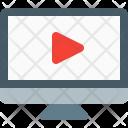 Video Screen Icon