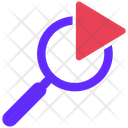Video Search Management Plan Icon