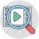 Video Search Icon
