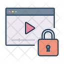 Video Security Icon