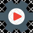Video Setting Optimization Icon