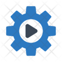 Video Setting Icon