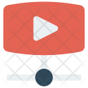 Video Sharing Play Icon