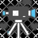 Video Shooting Icon