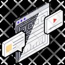 Web Design Web Development Seo Icon