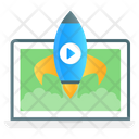 Video Startup Icon