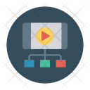 Video storage Icon
