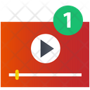 Video Stream Online Video Video Streaming Icon