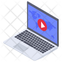 Video Streaming Icon
