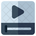 Video Streaming Streaming Video Icon