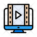 Video Play Multimedia Icon