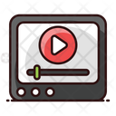 Video Streaming Online Video Internet Video Icon