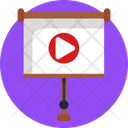 Video Streaming Streaming Online Video Icon