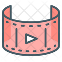 Video Vr Watch Icon