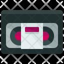 Video Tape Cassette Icon