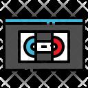 Video Tape Icon