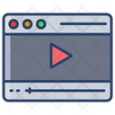 Video Tutorial Video Tutorial Icon