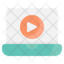 Video Tutorial Education Student Icon