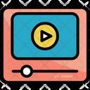Clip Course Online Icon