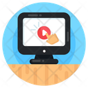 Video Study Video Training Video Tutorial Icon