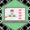 Video Multimedia Media Icon