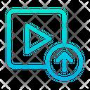 Video Upload Icon