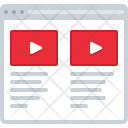 Video Article Blog Icon
