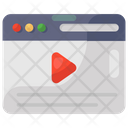 Video Streaming Internet Video Multimedia Icon