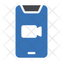 Mobile Movie Recording Icon