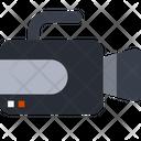Videocamera Digital Video Icon