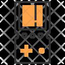 Videogame Handgame Baby Icon