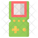 Videogame Handgame Children Icon