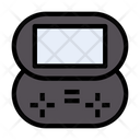 Videogame Play Gadget Icon