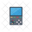 Videogame Device Gadget Icon