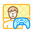 Gaming Sport Color Icon