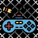 Videogame Game Console Icon