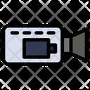 Videography Movie Camera Video Camera Icon