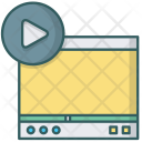 Videoplayer Play Video Icon